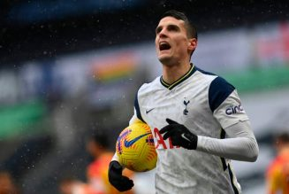 Predicted Spurs XI: Mourinho to make four changes, 25-year-old to start, £80k-per-week star dropped