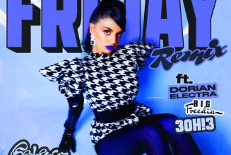 """Rebecca Black Releases Remix Celebrating 10 Years of """"Friday"""" with Dorian Electra, Big Freedia, and 3OH!3"""