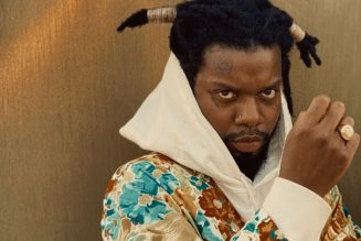 "serpentwithfeet Releases New Single ""Same Size Shoe"": Stream"