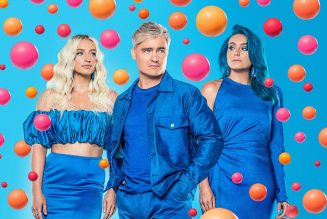 Sheppard Return With a Splash of Color on 'Kaleidoscope Eyes': Stream It Now
