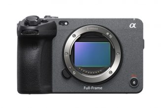 Sony Launches FX3 Full-Frame Camera