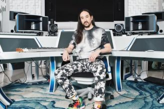Steve Aoki Debuts Dim Mak and Street Fighter Merch and Announces New Remix