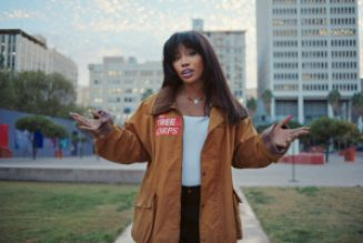 SZA Partners With TAZO Tea For Climate Justice Initiative, Offering Green Jobs To Impacted Communities