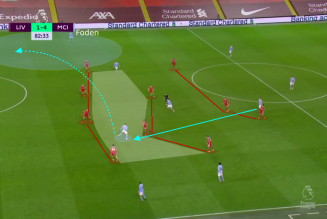 Tactical analysis: How Manchester City broke their Anfield curse with a fantastic victory over Liverpool