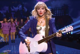 Taylor Swift's 'Love Story' Re-Recording Revs Up Streamers