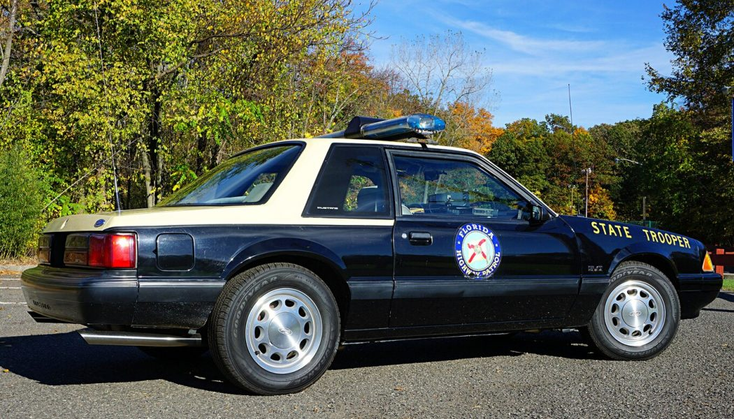 The Five-O's 5.0: 1991 Ford Mustang SSP Police Car Rewind Review