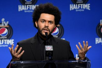 The Weeknd Will Have No Special Guests at Super Bowl Halftime Show