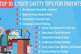 Top 10 Facebook Security Tips for Parents