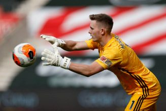 Tottenham reportedly want £40m EPL goalkeeper as Lloris' replacement, Hammers keen too