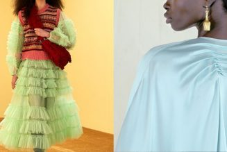 Trust Me, These Are the 5 London Fashion Week Trends We'll Actually Wear