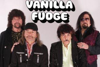 VANILLA FUDGE To Release Remastered Version Of Its Cover Of LED ZEPPELIN's 'Rock And Roll'