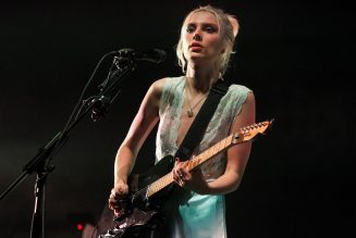 Wolf Alice's Ellie Rowsell Claims Marilyn Manson Filmed Up Her Skirt Without Consent at Music Festival