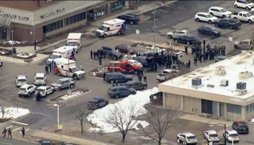 10 including police officer killed in Colorado mass shooting
