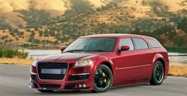 2005-2008 Dodge Magnum History: Mopar's Wonderful Muscle Wagon