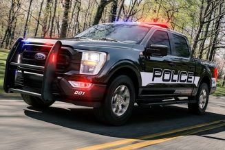 2021 Ford F-150 Police Responder First Look: A Different Kind of 5-0