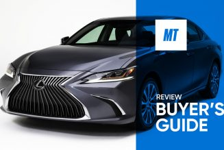 2021 Lexus ES250 AWD First Test Review: Luxury for the Masses