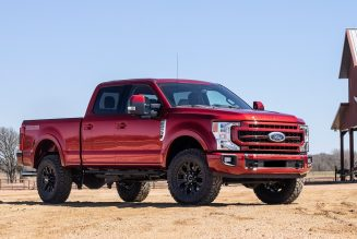 2022 Ford F-Series Super Duty First Look: Working Smarter