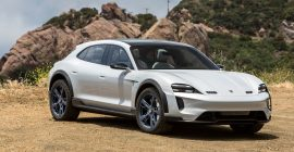 2022 Porsche Taycan Cross Turismo First Look: Shockingly Practical EV Wagon