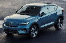 2022 Volvo C40 Recharge First Look: One Swede SUV Coupe