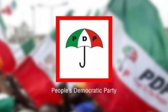 2023: PDP panel throws presidential tickets open