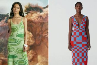 21 Colourful Spring Dresses For Welcoming the New Season in Style