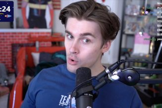 A top Twitch streamer has been live for nearly two weeks straight