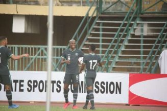 AFCONQ: Super Eagles beat Crocodiles to end campaign unbeaten