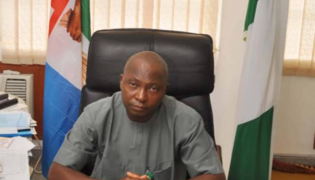 AMAC chief signs over N10 billion appropriation bill into law