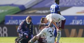 Arsenal provide update on Smith Rowe ahead of Burnley clash