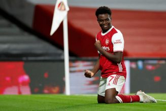 Arsenal star down with hamstring knock, to miss country's game tomorrow