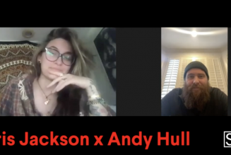 Artist x Artist: Paris Jackson and Manchester Orchestra's Andy Hull in Conversation