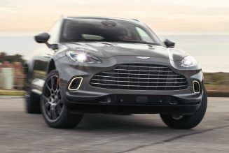 Aston Martin Boss Reveals Plans for a Fully Electric Performance Car and SUV
