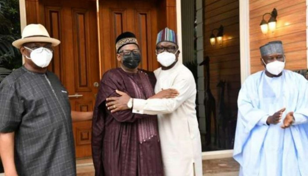 Bauchi, Benue governors reconcile in Port Harcourt