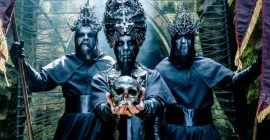BEHEMOTH Is Working On New Material, Preparing For 30th-Anniversary Celebrations