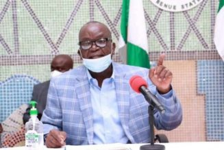 Benue governor: Do not politicize attempt on my life