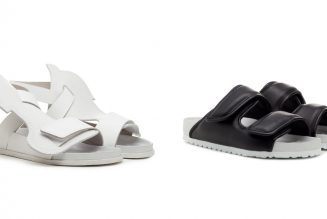 Birkenstock Launches Limited-Edition Sandal Collection With Central Saint Martins