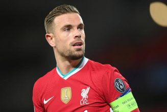 Blow for England and Liverpool as inspirational leader faces more time out