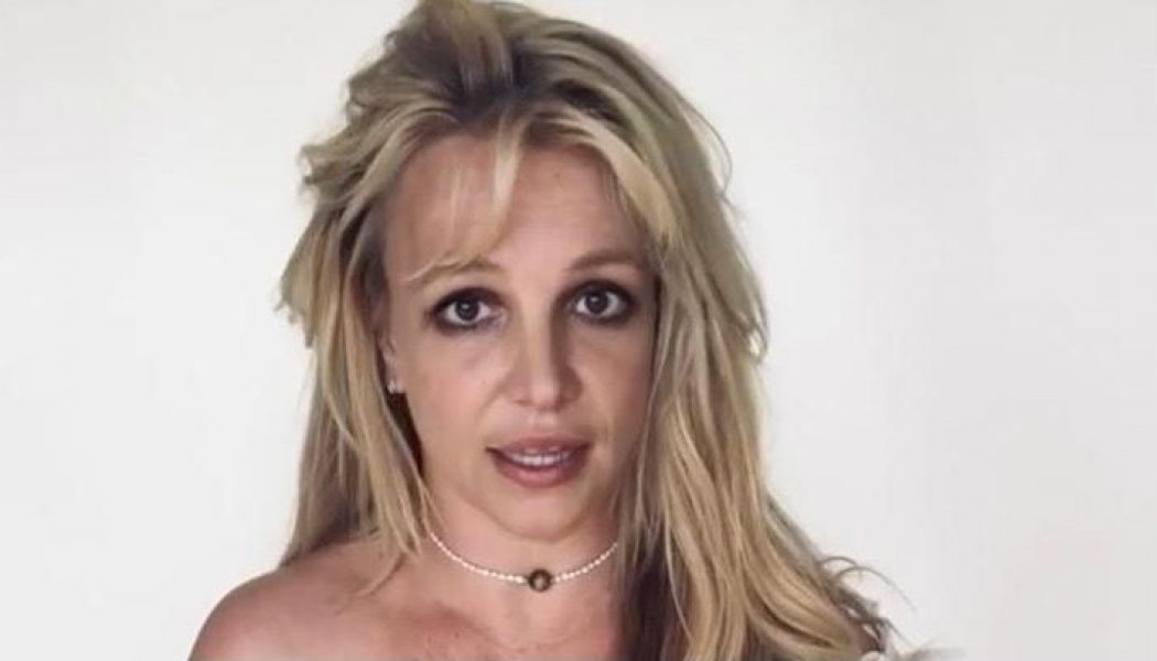 """Britney Spears Responds to Documentary: """"I Cried for Two Weeks"""""""