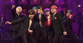 BTS' Groundbreaking Saturday Night Live Performances Return to YouTube