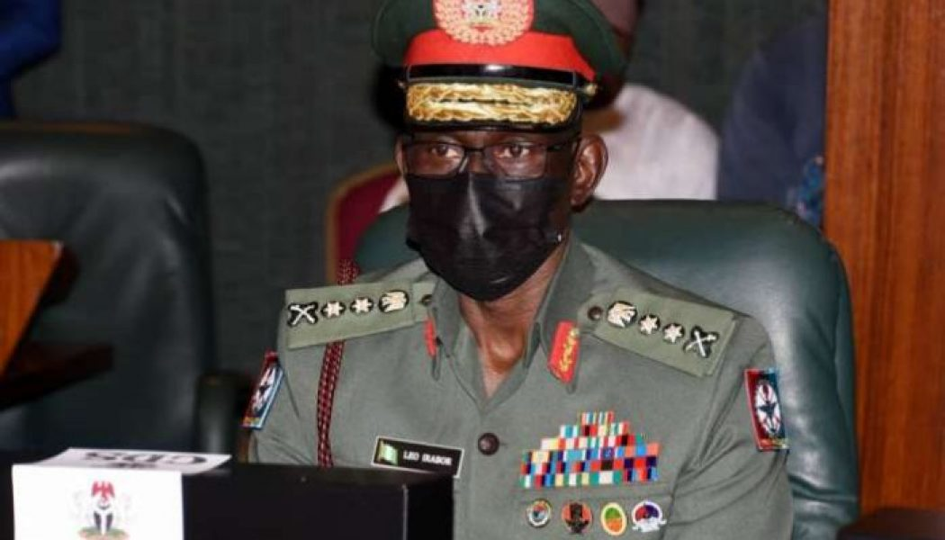 CDS: No disparity among security agencies