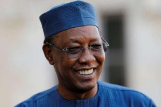 Chad president kicks off campaign for sixth term