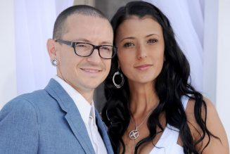 Chester Bennington's Widow Shares Sweet Father-Son Video on What Would Have Been His 45th Birthday