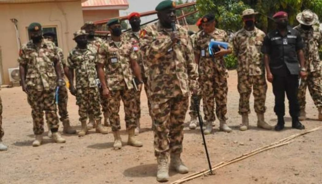 COAS reiterates troops commitment to annihilate Boko Haram