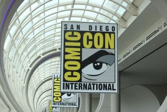 Comic-Con will hold an in-person event in San Diego over Thanksgiving weekend