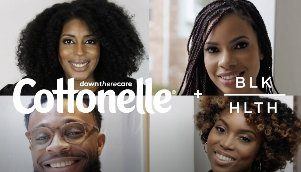 Cottonelle Teams Up With BLKHLTH To Fight Colorectal Cancer & Racial Disparities
