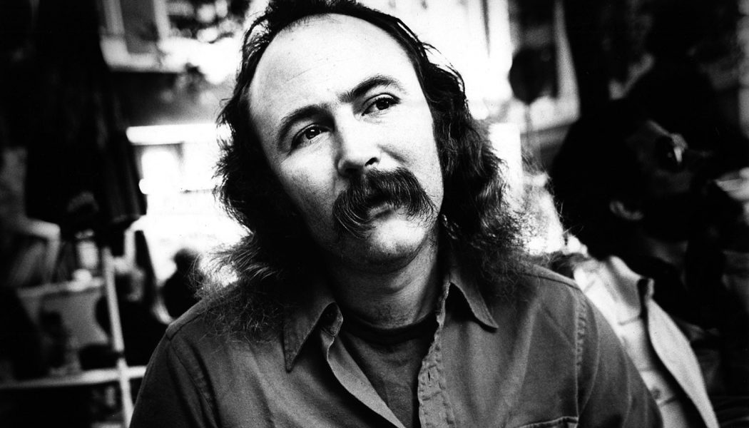 David Crosby Sells Legendary Catalog to Irving Azoff's Iconic Artists Group