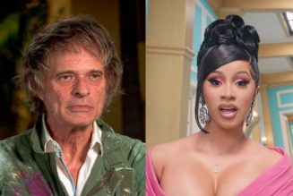 DAVID LEE ROTH Weighs In On CARDI B's 'WAP' Controversy In Latest Artwork