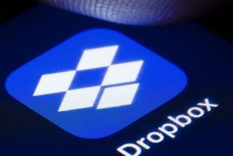 Dropbox will have a free password manager in April — if you've got 50 or fewer passwords