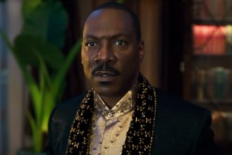 Eddie Murphy Briefly Quit Acting After Receiving Decade's Worst Actor Razzie Award