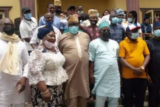 #EndSARS: Lagos assembly committee commends council chairmen's resilience